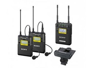 Wireless Lavalier Microphone Rental